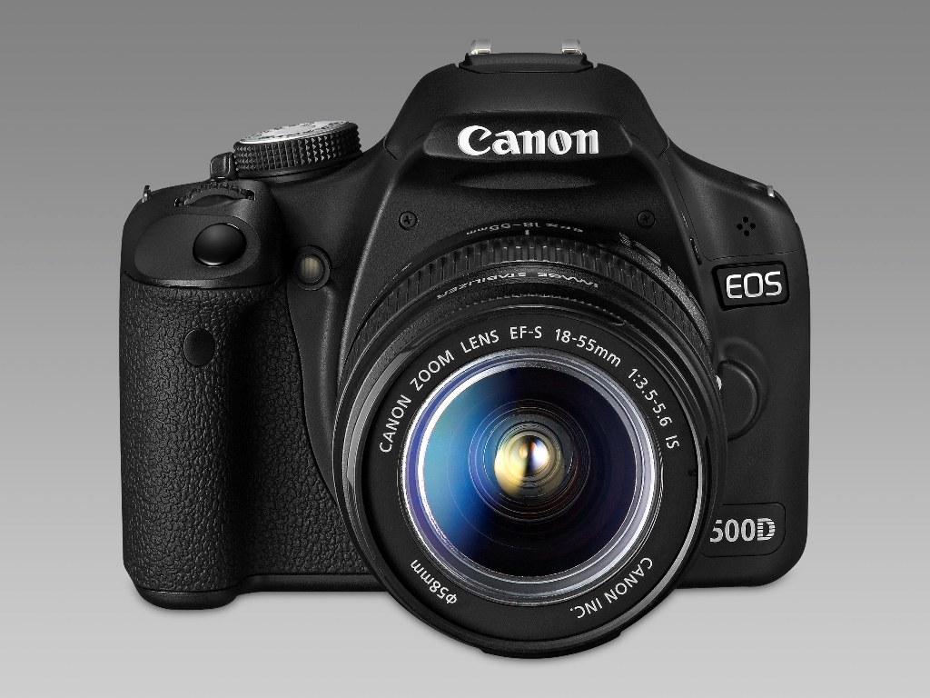 Nueva Canon 500D