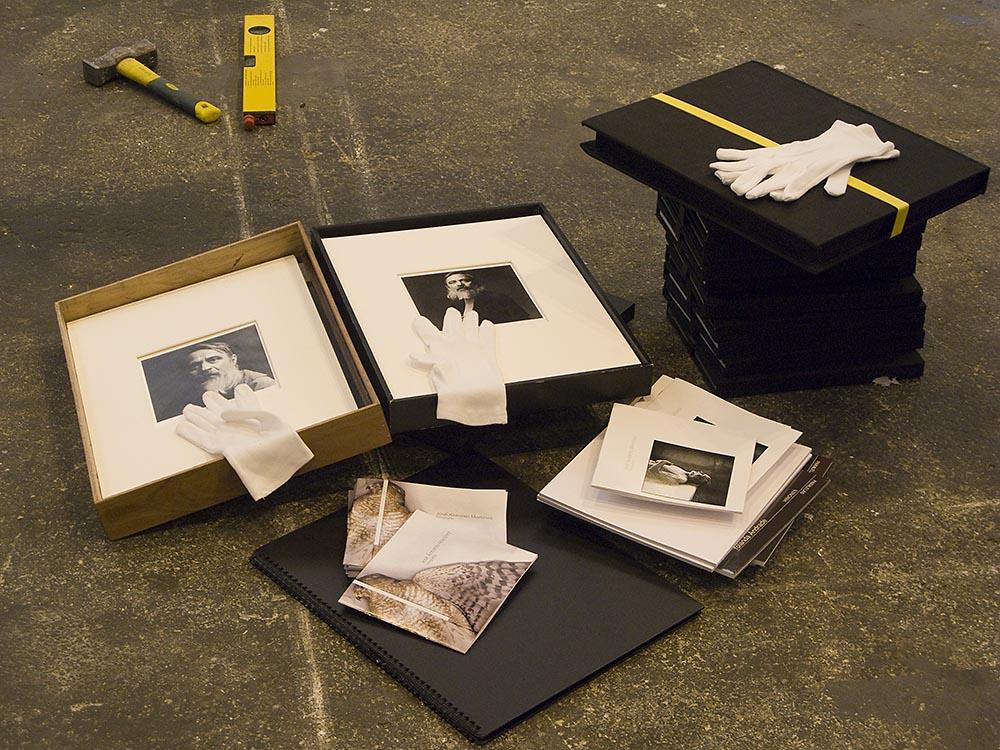 Taller especializado sobre materiales fotográficos
