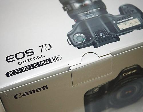 Problema de imagen fantasma en la Canon 7D