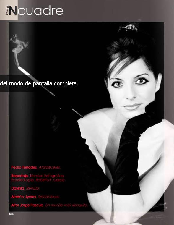 Ncuadre, revista fotográfica en red