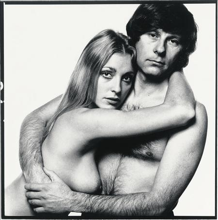 Subastas con ganchos, Polansky y Sharon Tate desnudos
