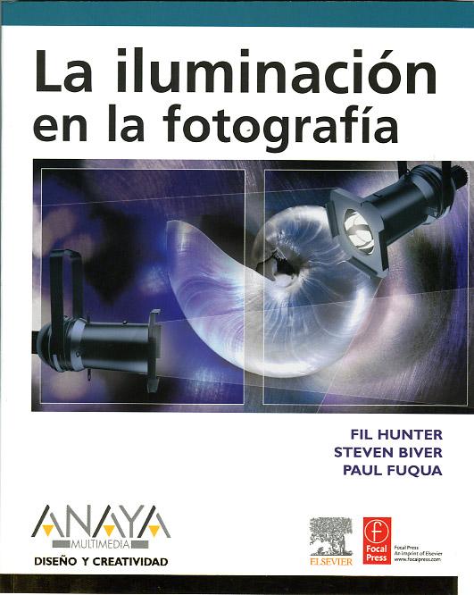 La iluminación en la fotografía, un libro con ciencia y magia