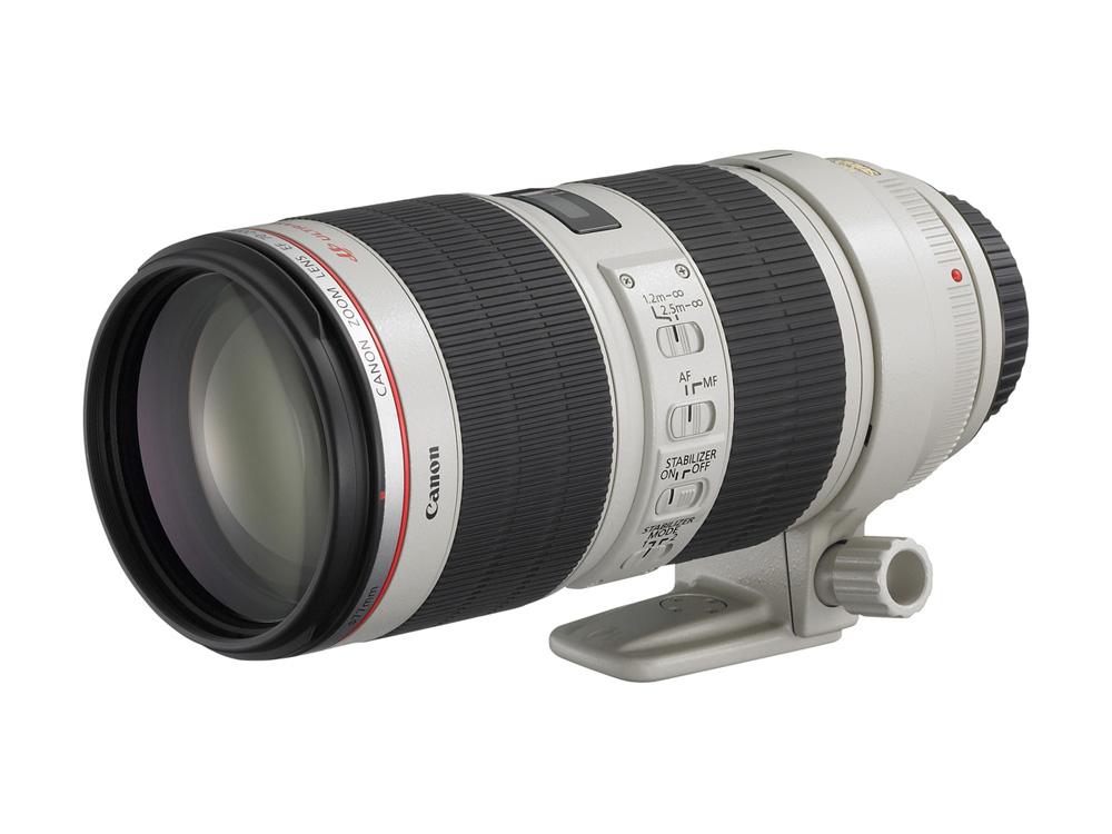 Canon 70-200 mm f/2,8L, remake de un clásico