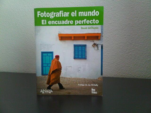 Un gran libro para fotografiar desconocidos y lugares