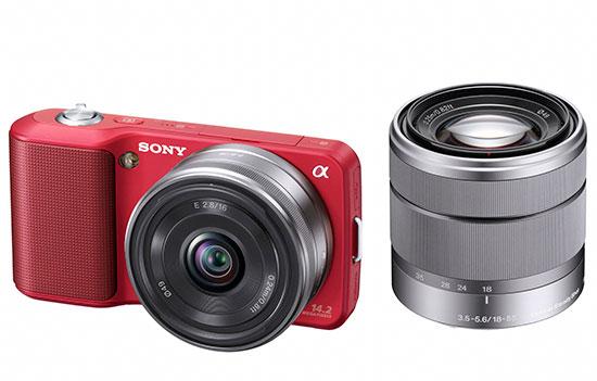 Panorámicas 3D para las cámaras NEX-5/NEX-3 de Sony
