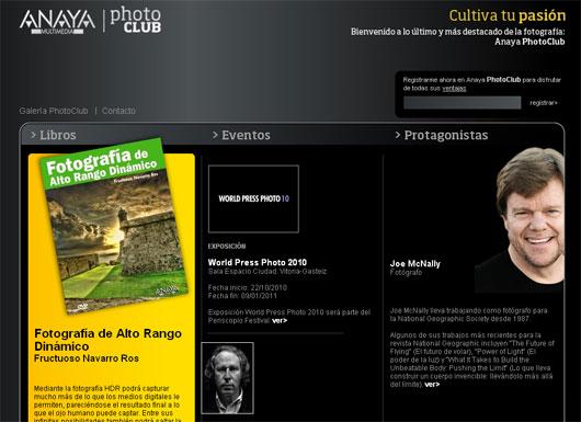 Photo-club de Anaya Multimedia