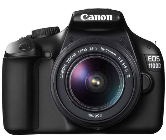 Nuevas Canon 1100D y Canon 600D