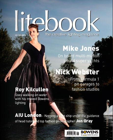 Litebook, revista gratuita de fotografía