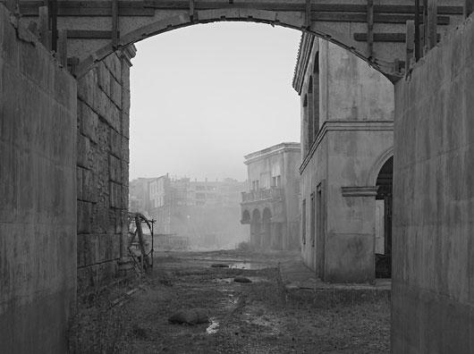 Las inquietantes ciudades de Gregory Crewdson