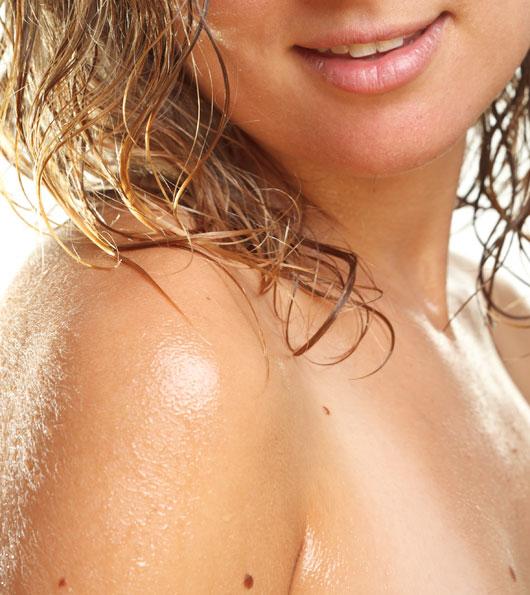 Tutorial: cómo quitar las marcas del bikini
