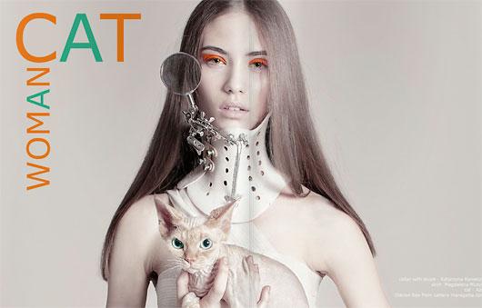 Moda y fotografía, número 7 de la revista PAF