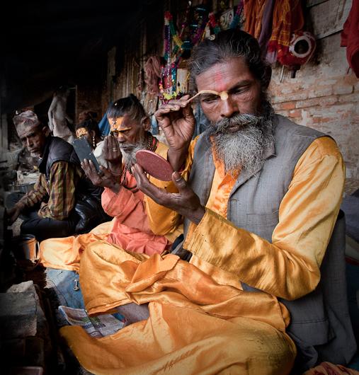 Viajes de aventura fotográfica en India y Nepal