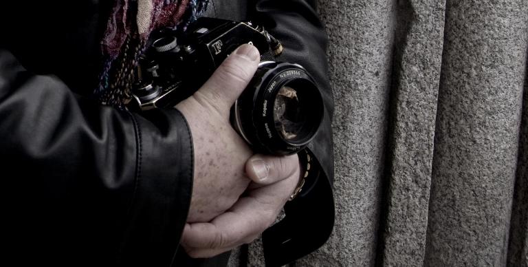 Ciclo de coloquios fotográficos de Fundación Telefónica