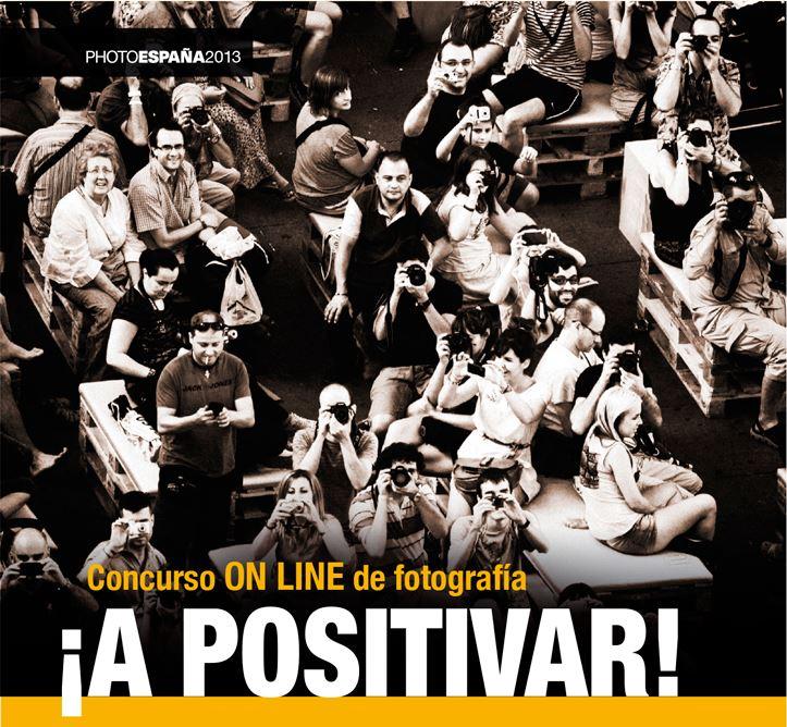 Concurso de fotografía en positivo