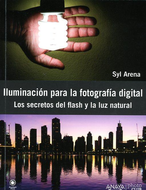 Un gran libro de Syl Arena para aprender a iluminar