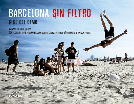 Barcelona a pié y observando, la visión de Kike Olmo