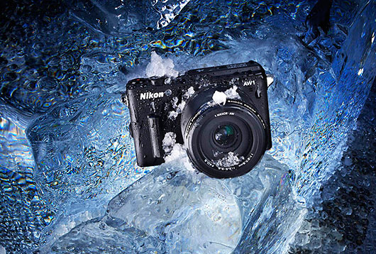 AW 1, la todoterreno elegante de Nikon