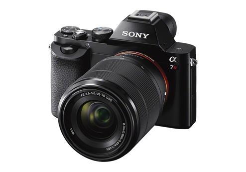 α7R la full frame de 36 Mp de Sony