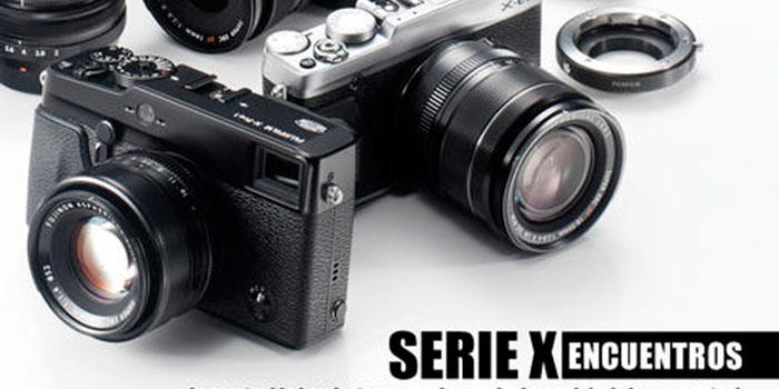 Madrid y Zaragoza, dos últimas oportunidades para probar todos los modelos de la Serie X de Fujifilm