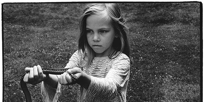 Unseen, lo nunca visto de Jessica Lange en la galería Espacio Foto de Madrid