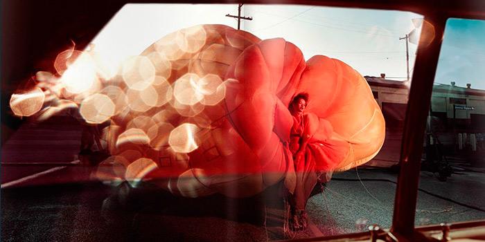 Kristian Schuller, An Le y Alberto Morago, en el número 3 de Reel Magazine