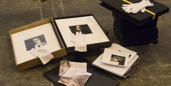 Talller para fotógrafos y artistas sobre materiales fotográficos actuales, producción,  durabililidad, enmarcación y conservación