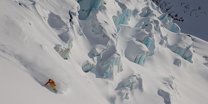 Cómo hacer mejores fotografías de deportes de invierno. Consejos de Richard Walch
