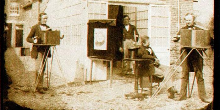 Gran subasta fotográfica en Madrid, desde daguerrotipos a fotografía contemporánea