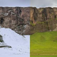 Tutorial: cómo cubrir de nieve un paisaje con Photoshop