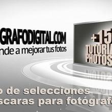 Curso gratuito de Photoshop sobre selecciones y máscaras para fotógrafos, desde mañana en FotografoDigital.com