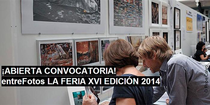 Entrefotos selecciona 34 autores para mostrar su obra en la XVI edición de la feria