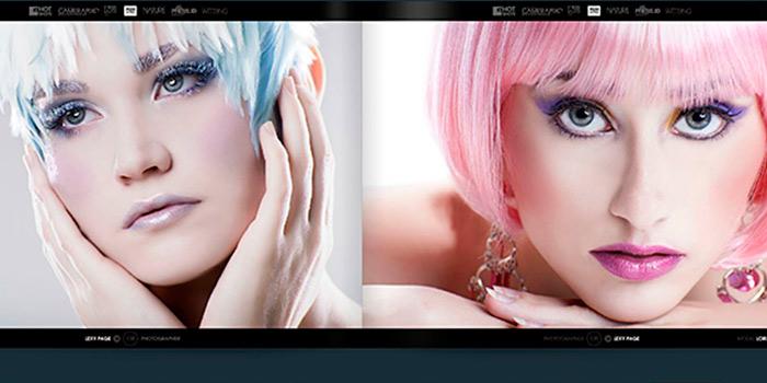 Número uno de la revista gratuita de fotografía Pose & Style dedicado a los retratos con luz natural