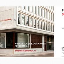 Nueva sala de exposiciones de la Fundación Mapfre, un lugar privilegiado para la fotografía