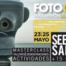 Aún estás a tiempo de inscribirte en Fotogenio, el mayor encuentro fotográfico de  España, por 18 €