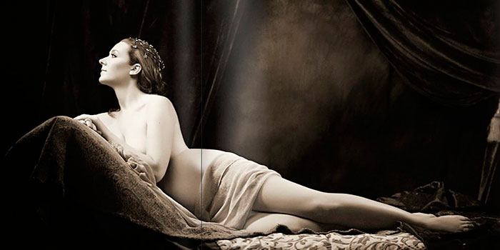 Fotografía de Boudoir-autora Susan-Eckert