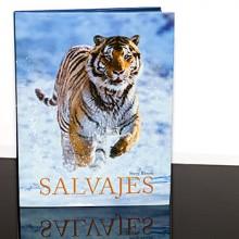 Salvajes, un libro de fotografía de naturaleza firmado por Steve Bloom
