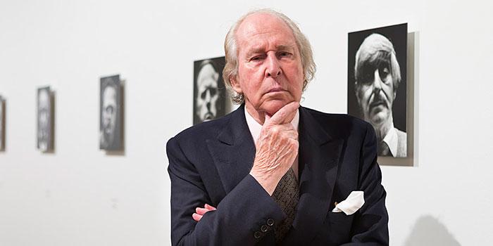 Las máscaras de Alberto Schommer confrontan retratos de la pintura clásica en El Prado