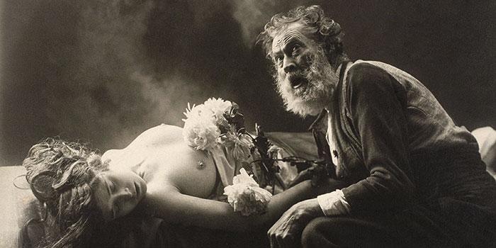 Ortiz Echagüe y Vilatobá,  dos maestros del  pictorialismo con un enfoque distinto
