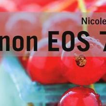 Un libro sobre la cámara Canon EOS 70D, para aprender fotografía y el uso de la cámara al mismo tiempo