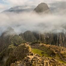 Fotoinspiración para turistas - Amanecer en Machu Picchu