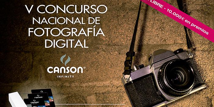 V Concurso fotográfico Canson, temática libre y 10.000 euros en premios