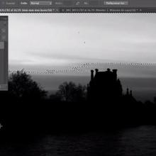 Curso de Photoshop sobre selecciones automáticas mediante máscaras de luminancia