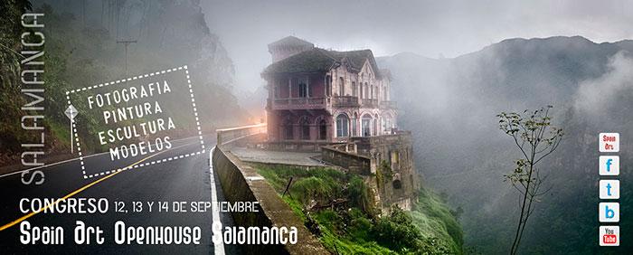 Spain Art OpenHouse una cita fotográfica en Salamanca con talleres y grandes maestros