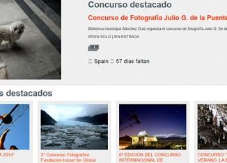 Createve pagina especializada en Concursos-de-fotografia