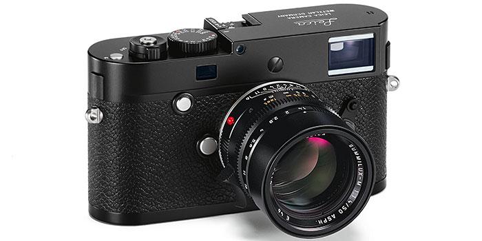 Leica lanza un nuevo modelo, Leica M-P, con la clásica estética de la marca