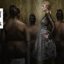 Número 1 de Lysmåler, una revista de moda y fotografía con contenidos de altura