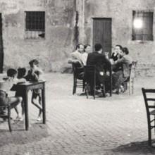 La colección Guido Bertero con obras sobre Italia de maestros internacionales, por primera vez en España