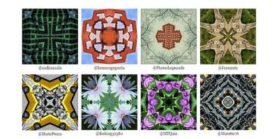 El #concursoADOBE de imágenes caleidoscópicas ya tiene ganador de la suscripción a Adobe Creative Cloud