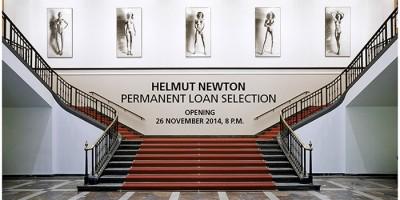 La fundación Helmut Newton conmemora el 10 aniversario de su muerte con una exposición temporal
