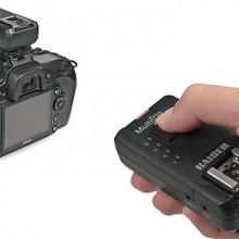 Kaiser MultiTrig AS 5.1, disparador de cámara y de flash TTL de radio